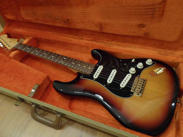 Fender SRV signature