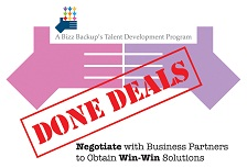 Negotiates with Business Partners to Obtain Win-Wi